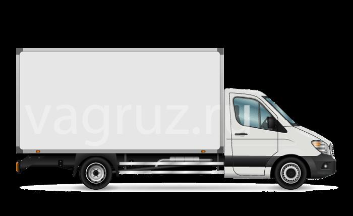Перевозка вещей и мебели в другой город недорого Газель